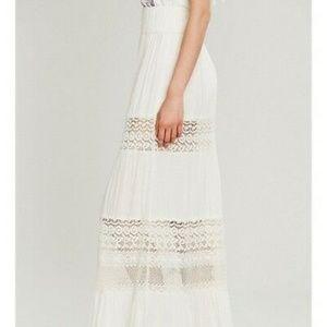 Free People Size XS NWT Woodstock Skirt